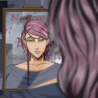 My Reflection is Nothing by bloodlover1