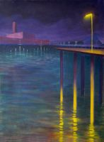 Midnight Wharf 2 by Valnor