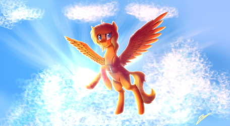 Lightly - [G] by Speed-Chaser