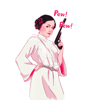 Pew! Pew! by MrsFaithlessness