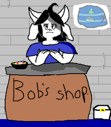 Bob's Shop by piplupandpinkiepie