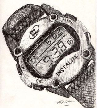 my watch by pwg