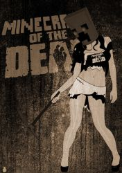 Minecraft of the Dead by LilysFactory