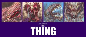 POST IT THE THING by QuinteroART