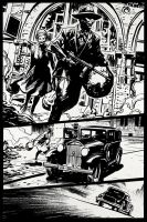 Batman page 2/3 by bumhand