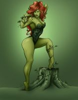 Poison Ivy Colors by rkw0021