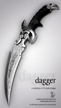 freaksmg-stock - dagger by freaksmg-stock