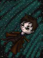 The Tenth Doctor by Lydias-Nightmare
