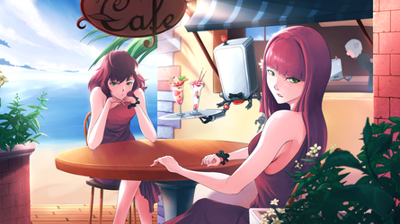 Devola and Popola's Holiday by Claarin