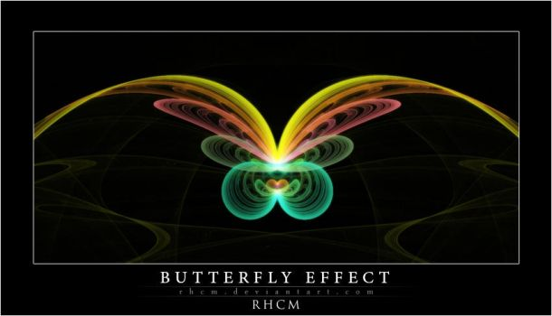 Butterfly Effect by rhcm
