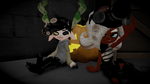 Hanging with BaGGy~ by OphelliaOfficial