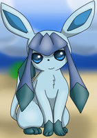 Glaceon by DreamyNormy