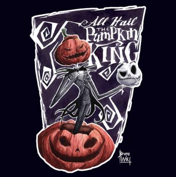 Jack Skeleton - The Nightmare Before Christmas by brunoces