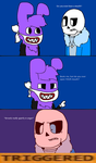 Dang Nabbit! {Amazing Comic #7} by cjc728