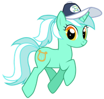 Lyra With A Ponytail by JennieOo