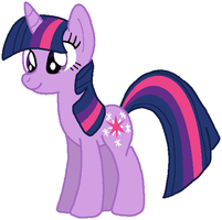 Twilight Sparkle by HeartinaRosebud