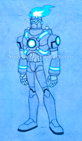 the Robot - Omniverse style by SunyFan