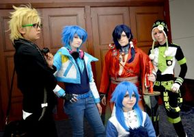 DMMD AWA Group by BlindRainbow