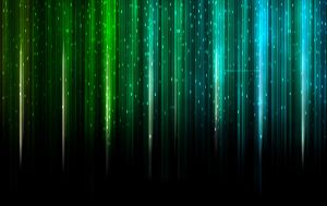 Aurora Borealis Green and Blue by TitusBoy25
