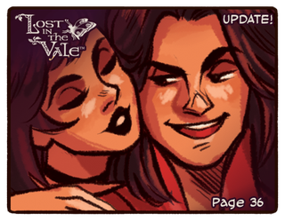 Lost in the Vale Update! - Pg 36 by CrystalCurtisArt