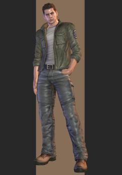 XPS - RE6 - Piers Nivans Personal Outfit by henryque999
