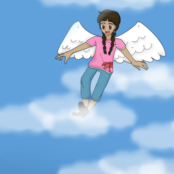 [AT] Jessica can Fly by nibbles7192