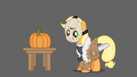 Night Mares of Ponyville - Applejack by Khuzang
