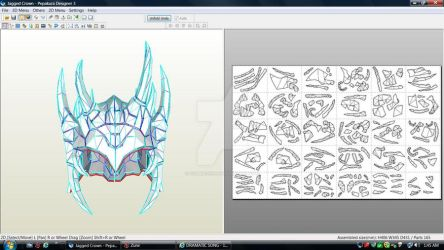 Skyrim Jagged Crown Download by ZombieGrimm