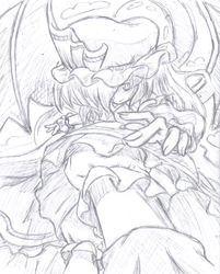 Remilia the Scarlet Vampire by Noblemarine