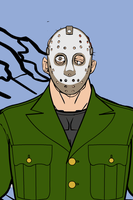 Jason Voorhees by SCP-096-2