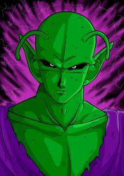 Evil Piccolo by Yashika