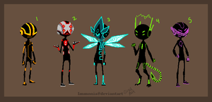 Robo Adopts 4 [CLOSED] by Adopt-Monstar