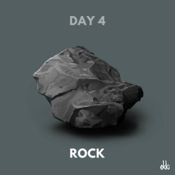 Day 4: Rock by ekkiart