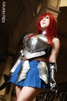 Erza Scarlet Cosplay by Kitty-Honey