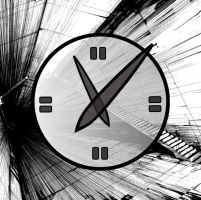 Sketchy Clock for xwidget by Jimking
