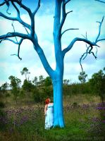 Trees Grow Blue by ms-eerie