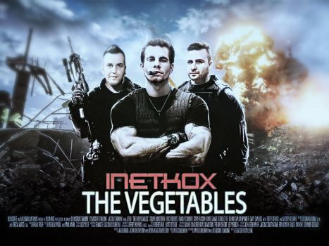 Inetkoxtv - The Vegetables by simpleARTgg