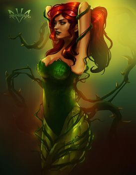Poison Ivy by Arkenstellar