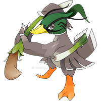 Contriv'd_(Farfetch'd evolution)