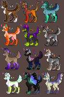 Free | Remade Designs | Closed by OrnithogalumAdopts