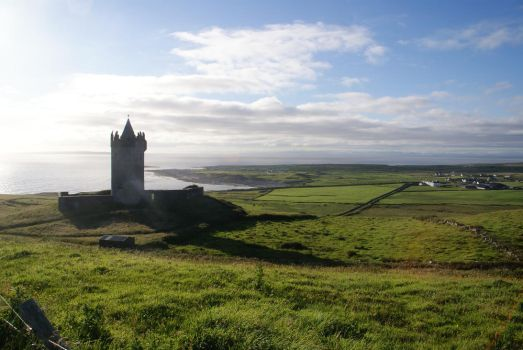 Doolin Tower by Collinder