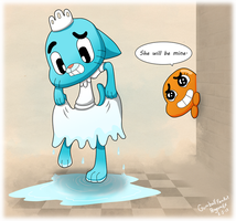 Gumball by PenguinEXperience
