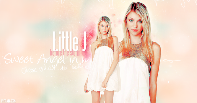 Little-J by brittany-xss