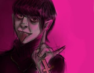 Murdoc No by Alexxh