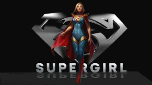 Supergirl Wallpaper - Alone In The Dark 6 by Curtdawg53