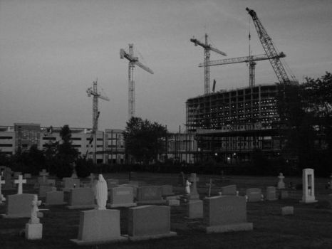 Rebuilding by zombieguy
