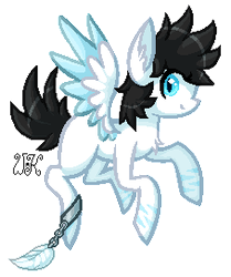 |CLOSED| .:Free Angel Pony Adopt:. |AUCTION| by WandaAdopts