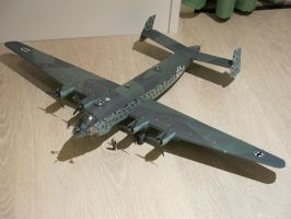 Junkers Ju 290 A-7 110186 by kanyiko