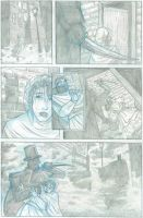 Gotham by Gaslight Redo Pencil by nenuiel
