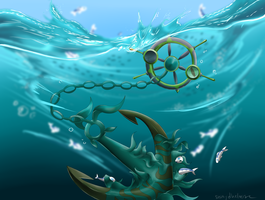 Whirlpool Fisher by shinydhelmise
